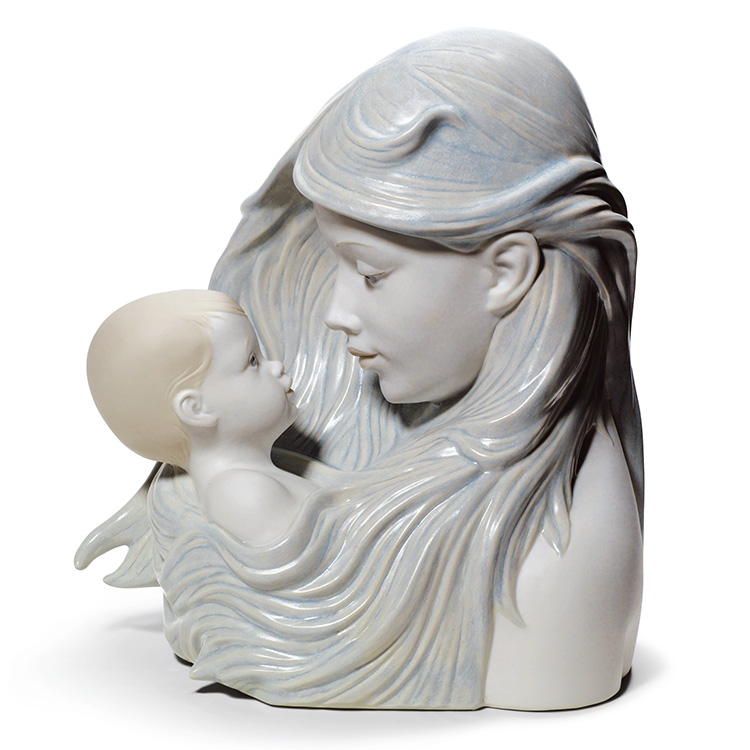 фото статуэтки - Нежная защита