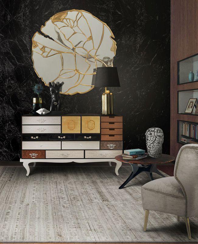 Мебель BOCA DO LOBO